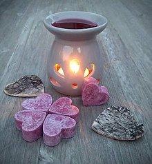 Svietidlá a sviečky - Vonný vosk .:višňa:. - 10068866_