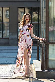 Šaty - Summer dress... - 10067437_