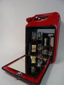 Doplnky - Kanister Bar Red - 10068679_