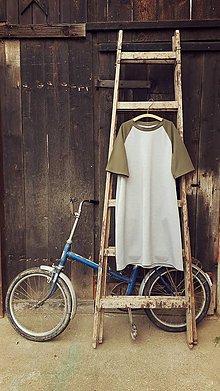 Šaty - Oversize šaty - 10069682_