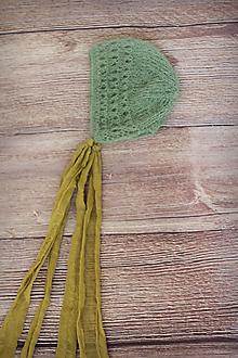 Detské čiapky - čiapočka, čepček - 10069171_