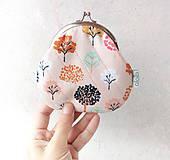 Peňaženky - Peňaženka Malé stromy - L - 10066113_