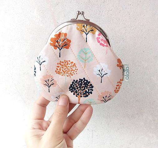 Peňaženka Malé stromy - L