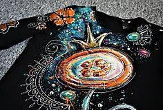 Šaty - maľované šaty ... lízanková princezná Ela II. ♥ - 10074305_