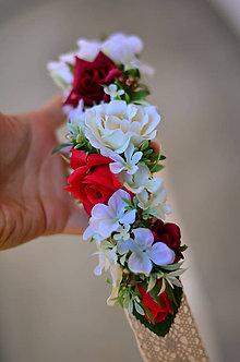 Opasky - Vôňa ruží - 10073256_