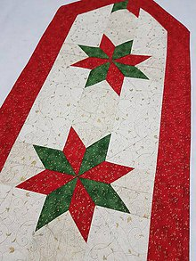 Úžitkový textil - Vianočný  obrus - 10073788_