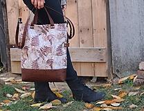 - Veľká taška korok a papraď - 10073522_