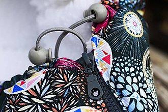 Textil - fusak *H.R.E.J.I.v.a.k* (Pestrofarebná) - 10074006_