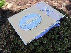 Papiernictvo - Krabička na foto a CD na zákazku - 10072101_
