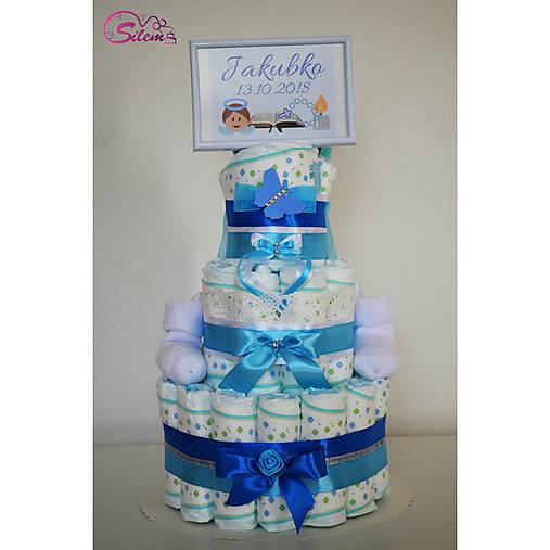 Plienková torta Jakubko