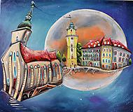 Obrazy - Viac svetov ... Bratislava - 10071724_