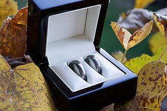 Prstene - Minimalistické obrúčky - 10073990_