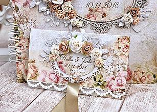 Papiernictvo - Svadobná obálka na finančné dary - 10074464_