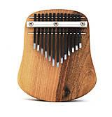 Hudobné nástroje - Juna - 13 tónová kalimba - 10075410_