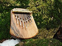 Hudobné nástroje - Tila - 15 tónová kalimba - diatonické ladenie - 10075427_