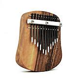 Hudobné nástroje - Pyra - 11 tónová kalimba - 10075434_