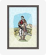 Grafika - Plagát Strážca Stredu - 10072055_