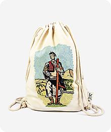 Batohy - Bavlnený vak Strážca Stredu - 10071954_