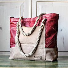 Kabelky - Casual leather bag - 10071217_