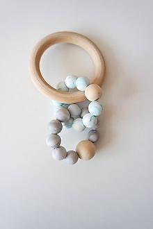 """Hračky - Kúsatko """"Blue marble"""" - 10074770_"""