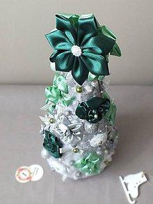 Dekorácie - Vianočný stromček - 10074963_