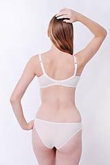 Bielizeň/Plavky - Podprsenka na dojčenie z bio bavlny - 10073656_