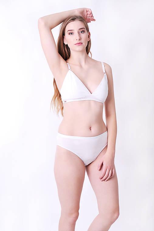 Nohavičky - klasické bio bavlna