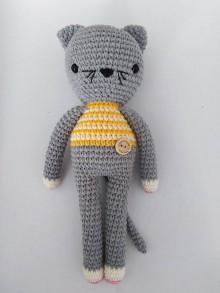 Hračky - Vlnkáči (Mačka Miška v žltom) - 10073601_