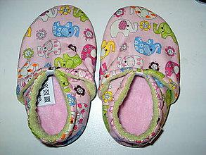 Topánočky - capačky - 10073338_