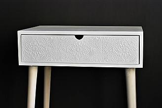 Nábytok - Príručný stolík - 10073179_