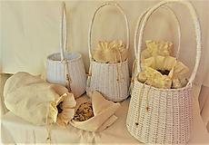 Košíky - Košík na chlieb a pečivo 1. - 10073259_