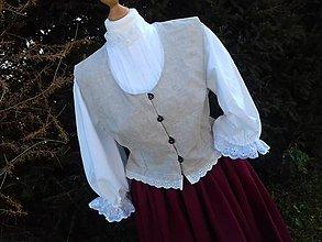 Šaty - Ľudová súprava - 10071061_
