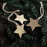 Papiernictvo - Menovky na darčeky - Vianoce - 10078662_