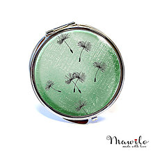 Zrkadielka - Zelené púpavkovo - 10077722_