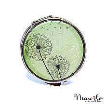 Zrkadielka - Zelena pupavka - 10077835_