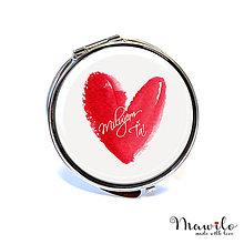 Zrkadielka - Milujem Ťa! - 10078345_