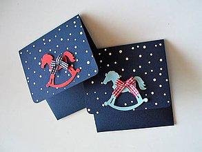 Papiernictvo - vianočný obal na CD - 10077646_