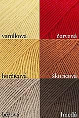 Detské doplnky - Detský pletený šál - sivý - 10079394_