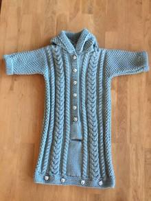 Detské oblečenie - Spací vak aj do autosedačky - 10078352_