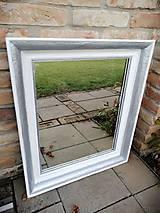 Zrkadlá - Vintage zrkadlo - 10075589_