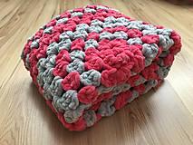 Textil - Deka do kočíka Puffy (A) - 10076378_