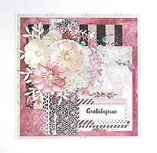 Papiernictvo - Pohľadnica Gratulujeme - 10076308_