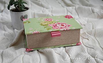 Krabičky - Krabička na fotky - 10079595_