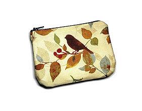 Taštičky - taštička do kabelky 14,5x10cm - 10077162_