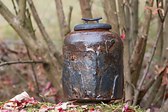 - keramický čajový kontajner - 10076272_