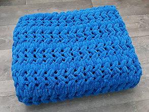 Úžitkový textil - Mäkučká deka - 10079010_