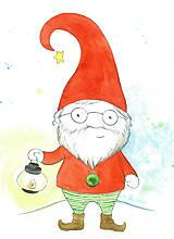 Obrázky - Vianočný škriatok:) - 10076423_