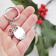 Kľúčenky - Kľúčenka z lásky - 10077445_