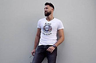 Oblečenie - Fúria / pánske tričko - OTÁZNIK - 10079054_