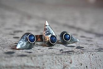 Sady šperkov - Cínovaná sada šperkov - Polnočná - 10084783_